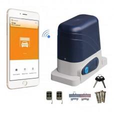 Kit Automatizare Smart Wifi Poarta Culisanta 800kg
