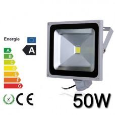 Proiector Plasma LED 50W echivalent 500W cu Senzor