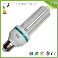 Bec LED 12W E27 3U Alb rece